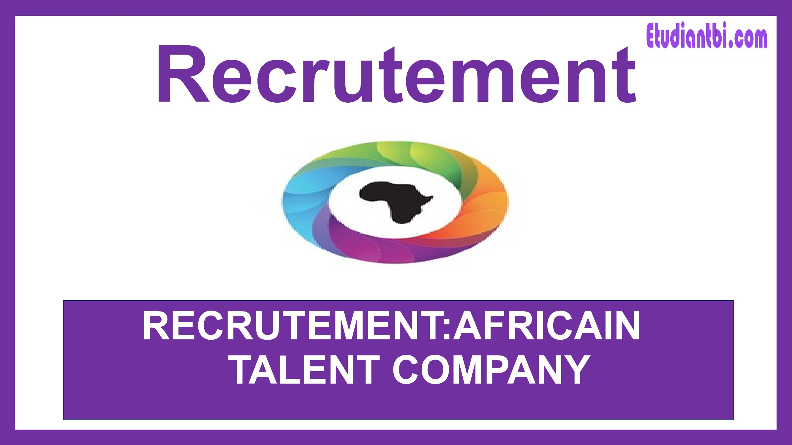 The African Talent Company recrute 01 Project Development Manager West Africa